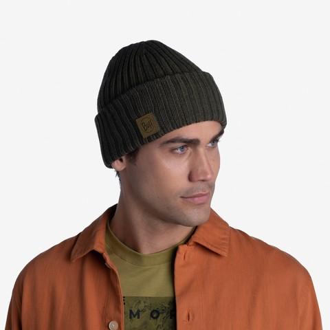 Вязаная шапка Buff Hat Knitted Ervin Forest фото 2