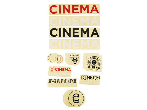 Набор наклеек Cinema Assorted Sticker Pack