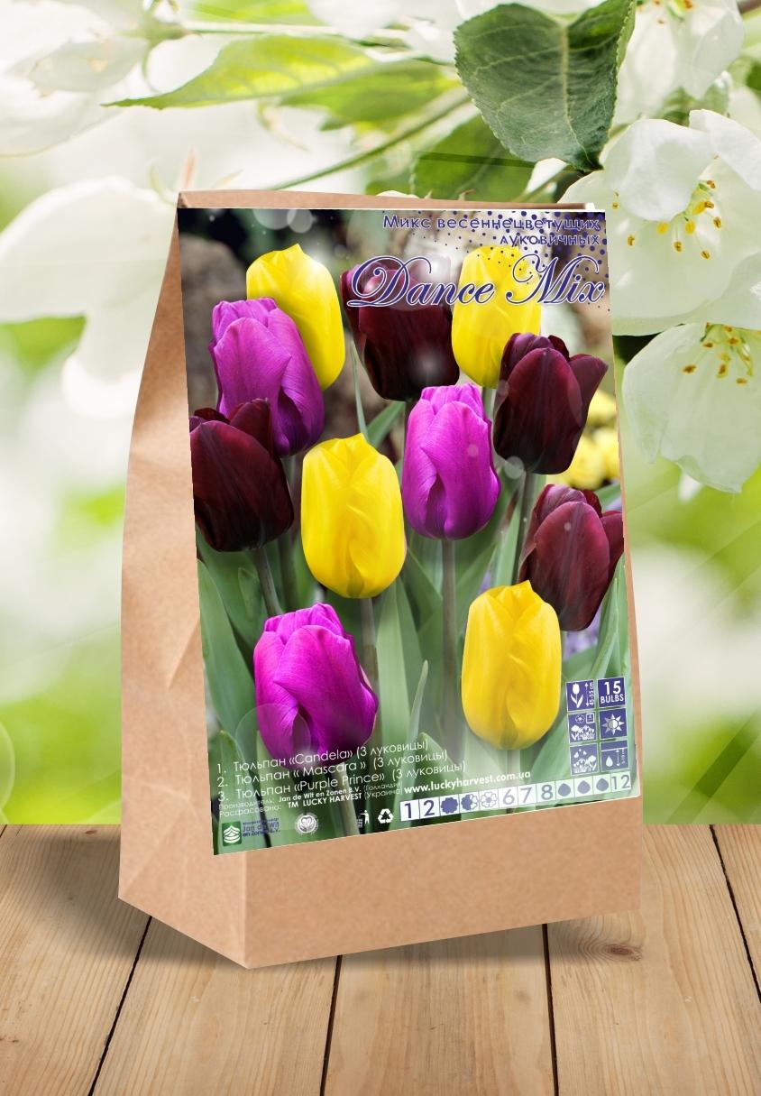 Смесь  Раннецветущих  Тюльпанов