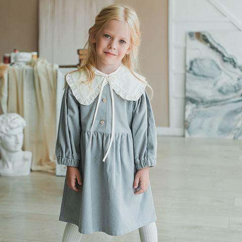 Flannel dress - Paloma