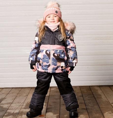 Зимний комплект Deux par Deux для девочки