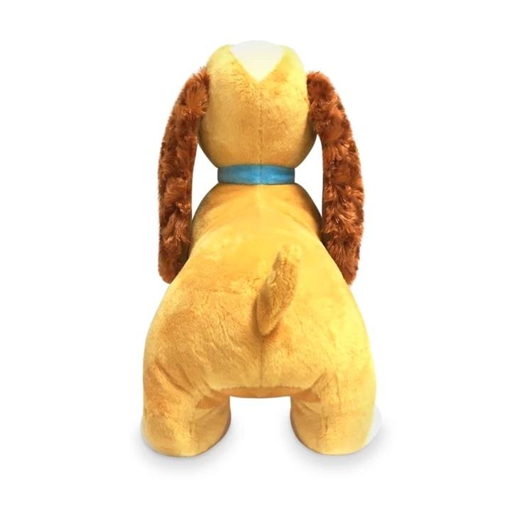Мягкая игрушка Леди и Бродяга Disney 35 см