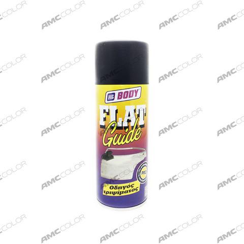 Body Аэрозольный грунт FLAT проявочный 0,4л