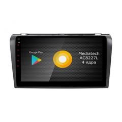 Штатная магнитола на Android 8.1 для Mazda 3 04-09 Roximo S10 RS-2413