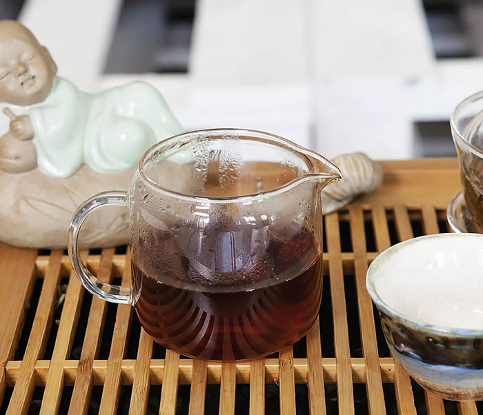 TEA-CH109 Красный чай «Золотой Пух из Дяньси» (Цзинь Хао Дянь Хун, 40-50% почек, 50 гр) фото 11