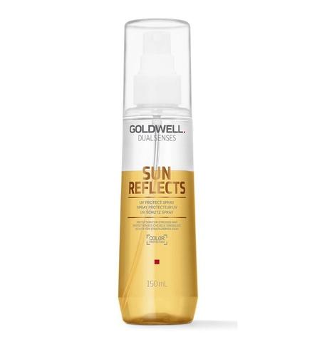 Спрей для защиты волос от солнца Gоldwell dualsenses sun reflects 150 мл