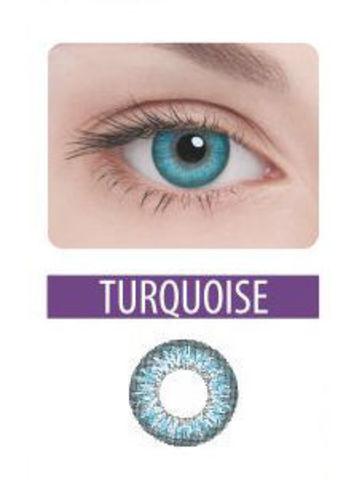 Adria Color 2 Tone Turquoise (бирюзовый)