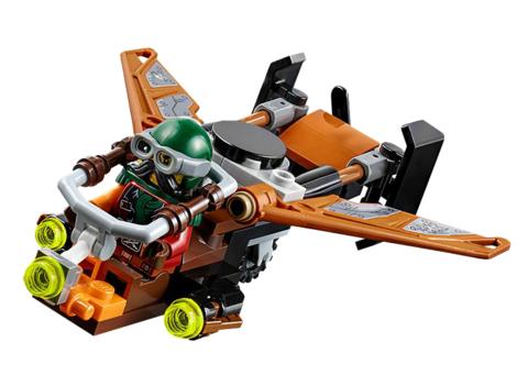 LEGO Ninjago: Цитадель несчастий 70605 — Misfortune's Keep — Лего Ниндзяго