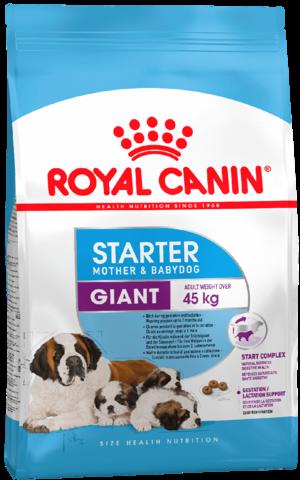 Giant Starter - для щенков в период отъема до 2-месячного возраста