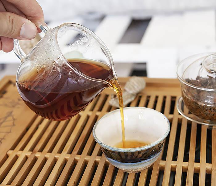 TEA-CH109 Красный чай «Золотой Пух из Дяньси» (Цзинь Хао Дянь Хун, 40-50% почек, 50 гр) фото 12