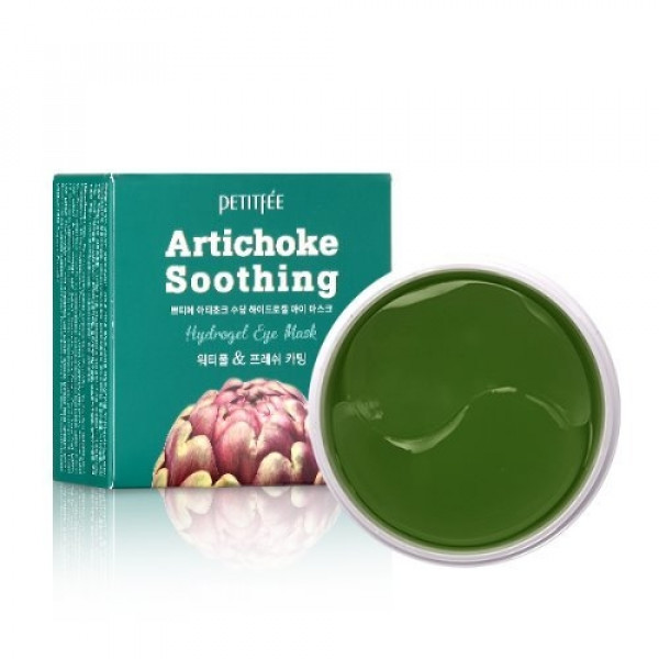 Petitfee Artichoke Soothing Hydrogel Eye Patch