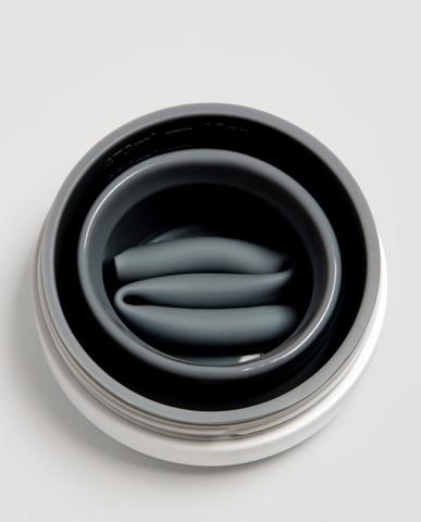 Складной стакан Stojo Biggie, 16oz/470 мл