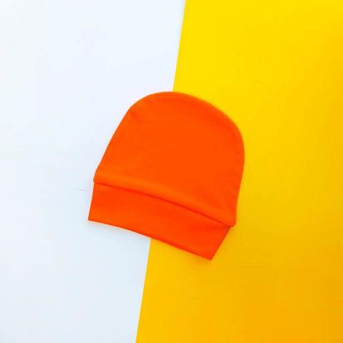 Шапочка оранж