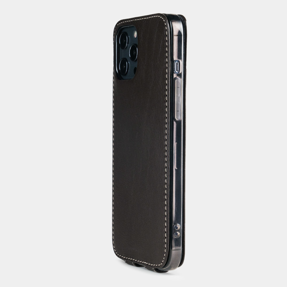 Case for iPhone 12 Pro Max - brown
