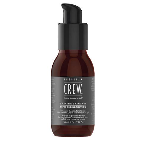 American Crew Shave: Масло для бритья (Ultra Gliding Shave Oil), 50мл