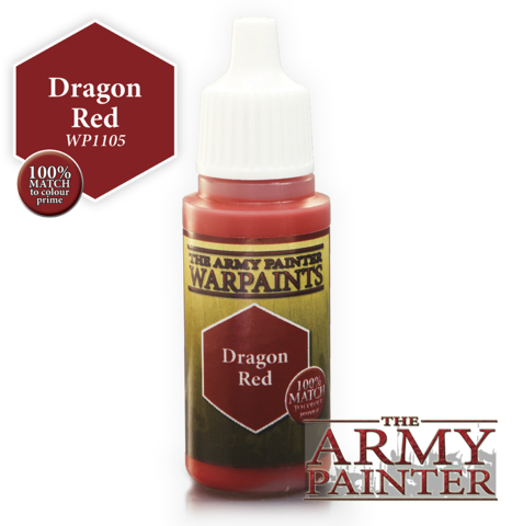 War Paints: Dragon Red