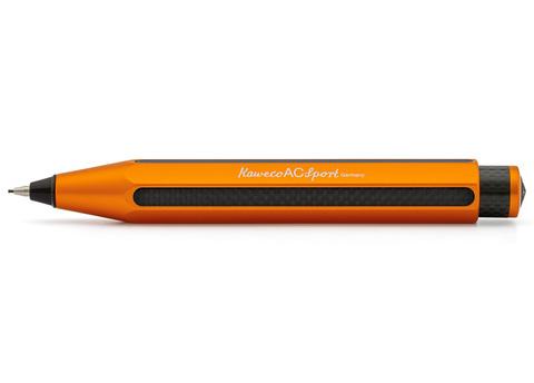 Карандаш механический AC Sport 0.7мм оранжевый корпус