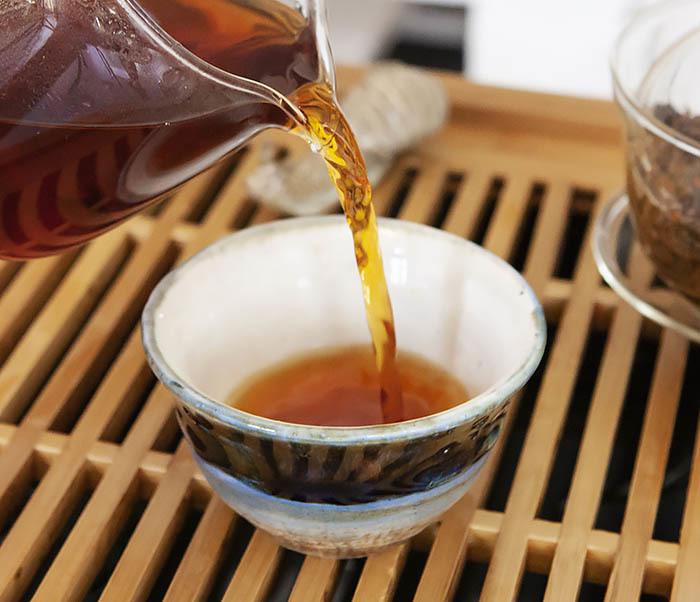 TEA-CH109 Красный чай «Золотой Пух из Дяньси» (Цзинь Хао Дянь Хун, 40-50% почек, 50 гр) фото 13