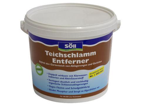 TeichschlammEntferner 10 кг - Средство для удаления ила в пруду