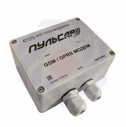 GSM/GPRS модем ТВХ Пульсар настенный