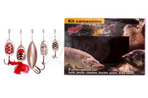 Набор Mepps Aglia Kit Carnassiers