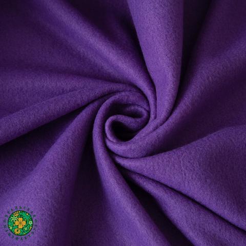 Плед флисовый Purple 150*130 см