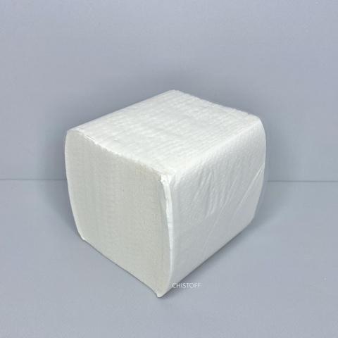 Туалетная бумага листовая Papero V сложения 2сл. 210х100 мм (200 шт.) белая (TV003)