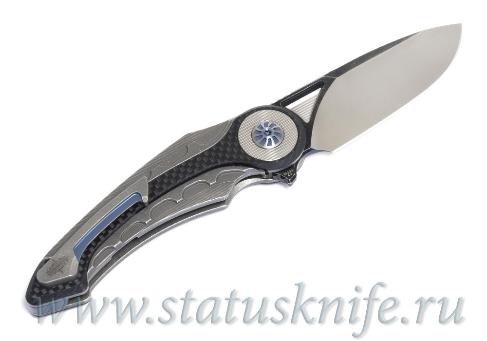Нож CKF/Grabarski Grzegorz BRAGGA - фотография
