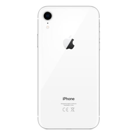 Купить iPhone Xr 256Gb Silver в Перми