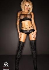 Сексуально-агрессивный комплект нижнего белья Sandra