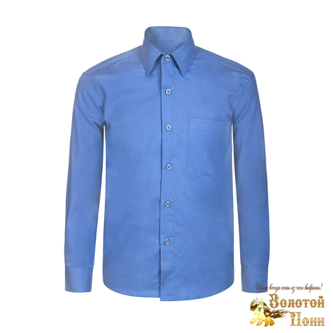 Рубашка для мальчика (116-164) 190219-BS0200