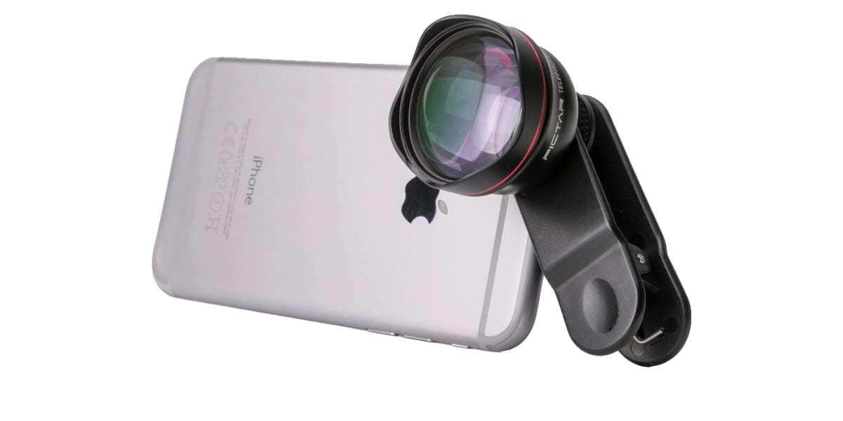 Телеобъектив Pictar Smart Lens Telephoto 60 для смартфона