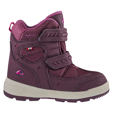 Ботинки Viking Toasty II GTX Wine/Burgundy