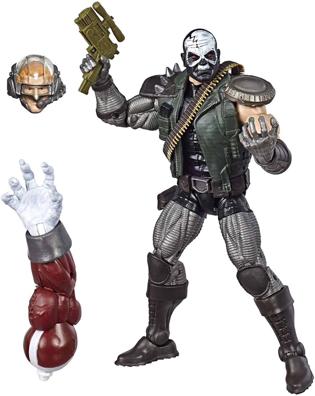 Фигурка Skullbuster X-Men Marvel Legends 15 см