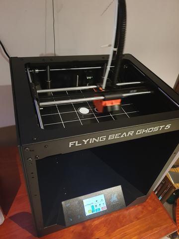 3D-принтер FlyingBear Ghost 5