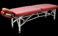 Складной массажный стол Vision Apollo Ultralite (КОРИЧНЕВЫЙ)