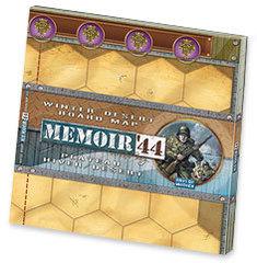Memoir'44 Winter/Desert Board Map
