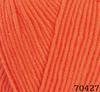 Пряжа Himalaya Everyday Bebe Lux 70427 (оранжевый)