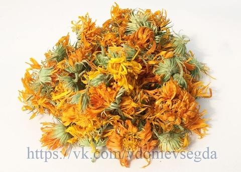 Календулы цветы 70г