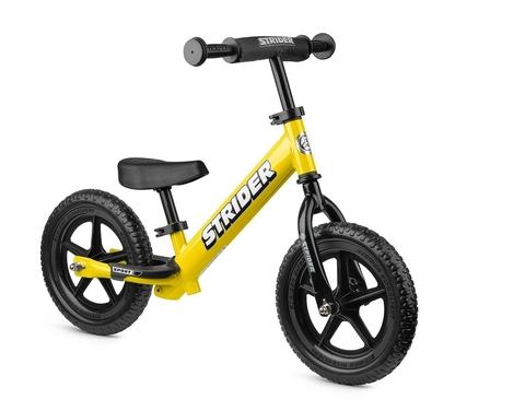 Беговел Strider 12″ Sport 2016 желтый