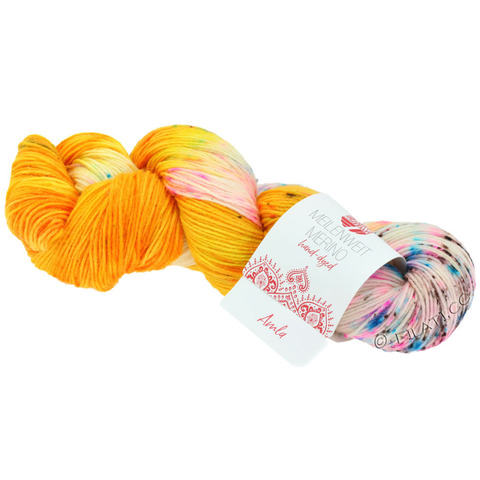 Lana Grossa Meilenweit Merino 100 Hand Dyed 002