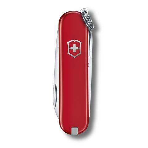 Нож-брелок Victorinox Classic SD Colors, 58 мм, 7 функций,