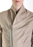 Куртка кожаная RICK OWENS