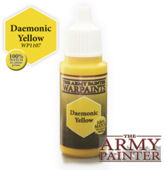 War Paints: Daemonic Yellow