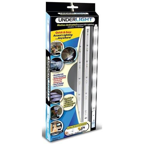 Cветильник с датчиком движения UnderLight лампа на батарейках – освещение для дома