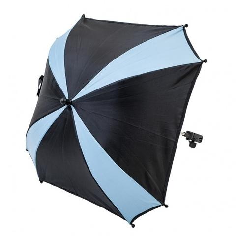 AL7003 AltabebeЗонтик для коляски (Black/Light Blue)