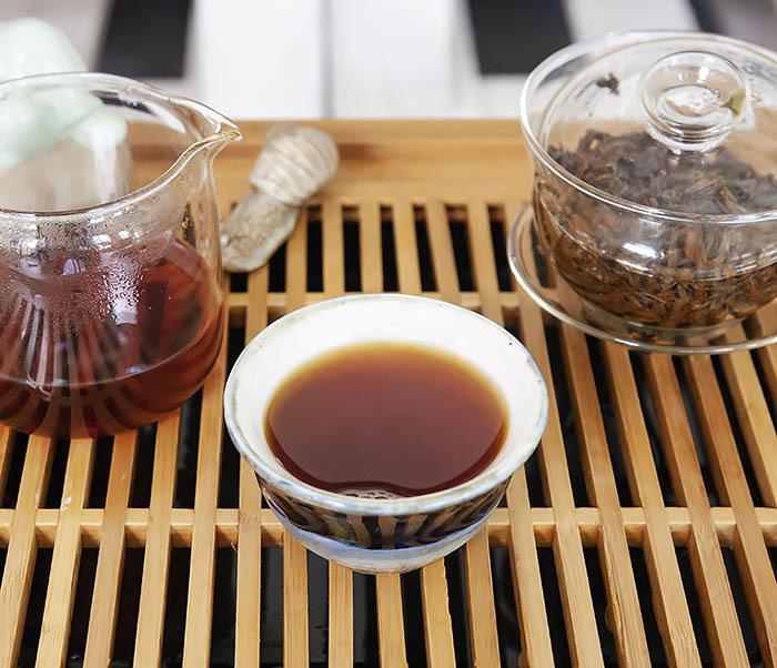 TEA-CH109 Красный чай «Золотой Пух из Дяньси» (Цзинь Хао Дянь Хун, 40-50% почек, 50 гр) фото 15