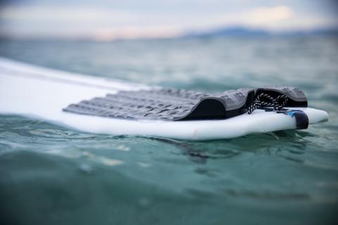 Коврик для сёрфборда SLATER DESIGNS 4 Piece Flat Traction Pad Grey