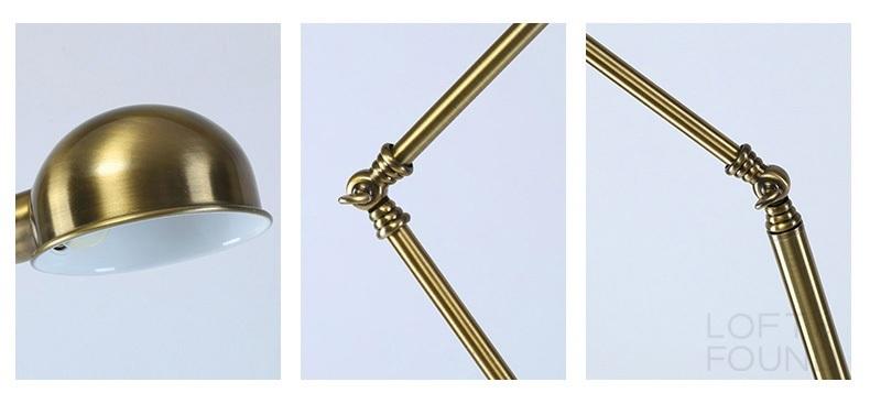 Торшер Atelier Task Floor Lamp