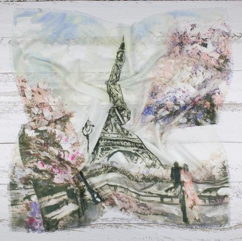 Платок Париж 5049_26